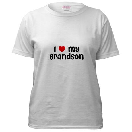 i_my_grandson_womens_tshirt
